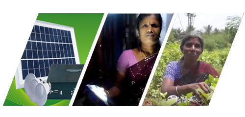 Solar Lighting Kits for Rural Homes and Micro Entrepreneurs
